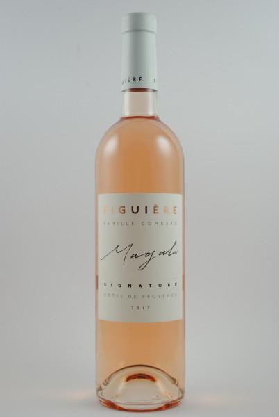 2020 CÔTES DE PROVENCE Cuvée Magali Rosé IMPERIAL 6 Liter, Saint André de Figuière